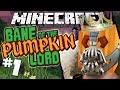 Minecraft - Bane Of The Pumpkin Lord #1 - Jeremy Son Of Jeremy
