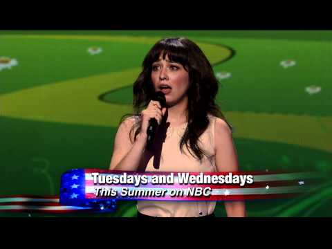 America's Got Talent - Melissa Villasenor - Top 48 - Season 6
