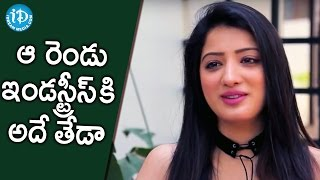 Mollywood Has A Unique Working Style - Richa Panai || Talking Movies With iDream - IDREAMMOVIES