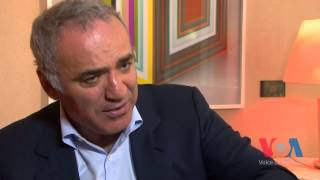 PCUSA Garry Kasparov on why Putin is Reminiscent of Hitler and the Costs of West's Inaction - VOAVIDEO