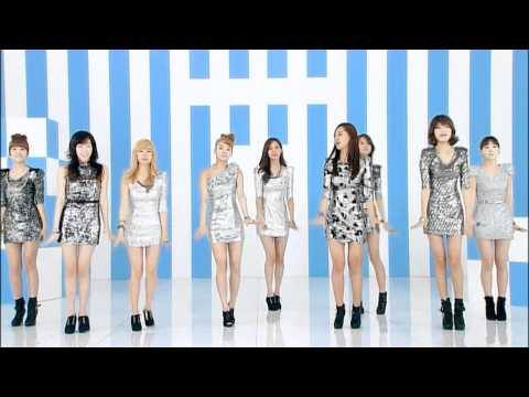 SNSD - Visual Dreams MV (Dance version)