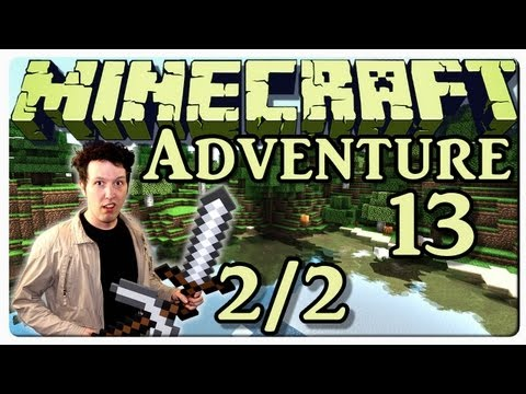 Minecraft Adventure Map 13 - TheTobiGuitar 2/2 - auf gamiano.de