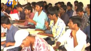 EAMCET Counselling Started In Telangana Districts - ETV2INDIA