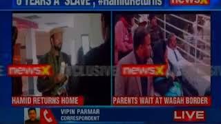 After Six Years in Pak Custody, Mumbai's Hamid Nehal Ansari Returns Home to an Emotional Reunion - NEWSXLIVE