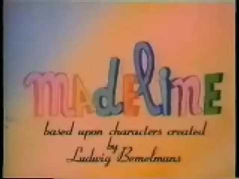 Abertura do Desenho Madeline (Português)