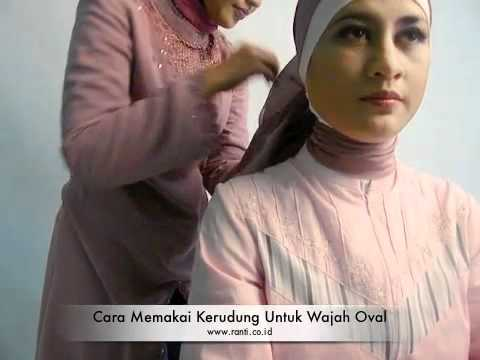 Ranti Tips - Part 5 (Cara Memakai Kerudung Untuk Wajah Oval)