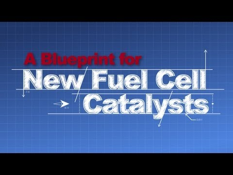 Public LectureA Blueprint for New Fuel Cell Catalysts