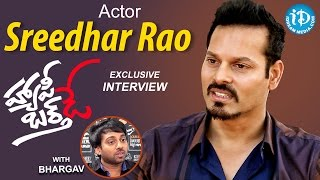 Actor / Model Sreedhar Rao Exclusive Interview   Talking Movies With iDream   #HappyBirthday #302 - IDREAMMOVIES