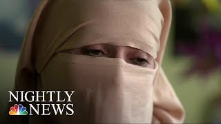 A German Program Is Helping Yazidi Women Rebuild Their Lives | NBC Nightly News - NBCNEWS