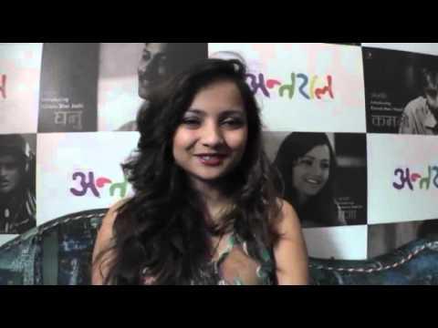 Actress Namrata Sapkota