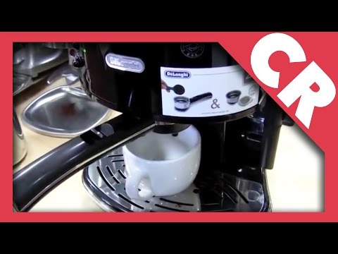 Crew Review DeLonghi ECO310BK