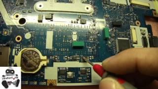 Restori.ru Acer 5750G Не включается. Не простой ремонт