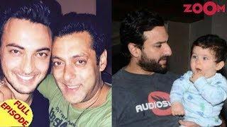 Aayush reveals Birthday plans for Salman | Saif Ali Khan shares Taimur's birthday plans & more - ZOOMDEKHO