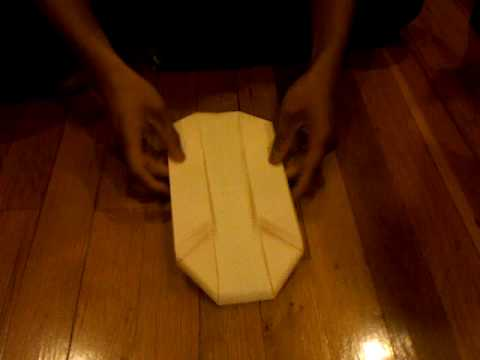 How to make an Origami CD Case by Armand Aromin