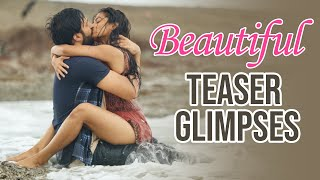 Five Glimpses of Beautiful Teaser | An Ode To Rangeela | RGV | Agasthya Manju - TFPC