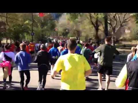 Central Park. 7ma rano