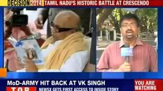People of Tamil Naidu vote on India's fate - NEWSXLIVE