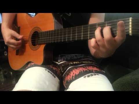 Lucas Lima- Ideias de baixarias no violão.