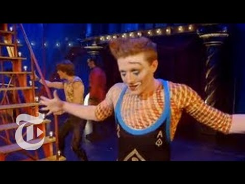 'Pippin' Broadway Revival - Making 'Magic' New
