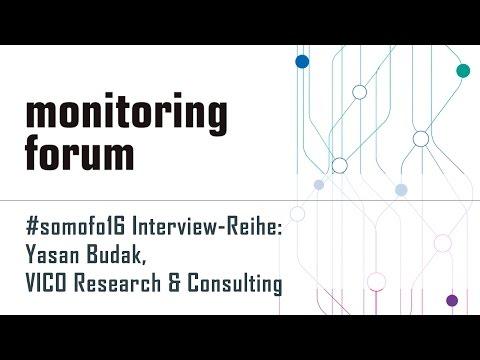 #somofo16 - Yasan Budak, VICO Research & Consulting