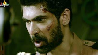 Ghazi Telugu Trailer | Latest Telugu Trailers 2017 | Rana Daggubati, Taapsee | Sri Balaji Video - SRIBALAJIMOVIES