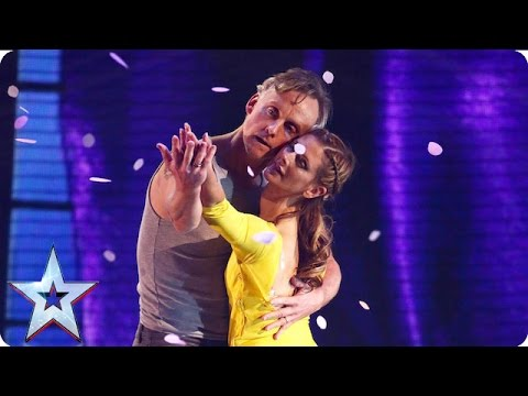 All Shannon and Peter ask is for you to vote for them | Grand Final | Britain's Got Talent 2016