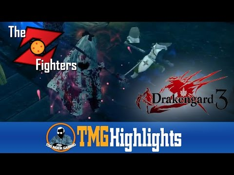 Drakengard 3 - The Z Fighters | Too Much Gaming