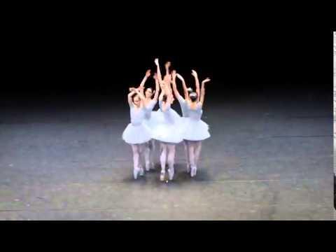 Um balé diferente - A different ballet
