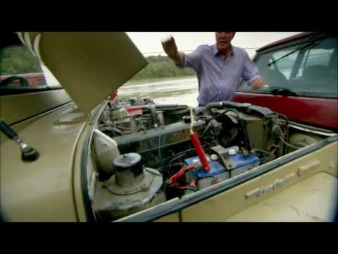Top Gear Bolivia Special - Land Cruiser Woes