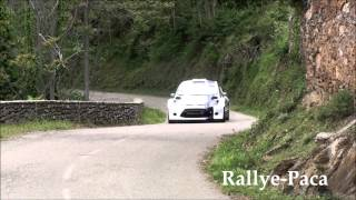 Vido ERC Tour de Corse 2013 par Rallye-Paca (271 vues)