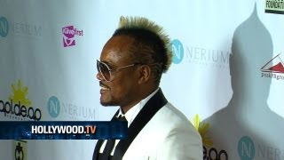 chanel-: apl.de.ap can't wait to be an Uncle ! - Hollywood.TV