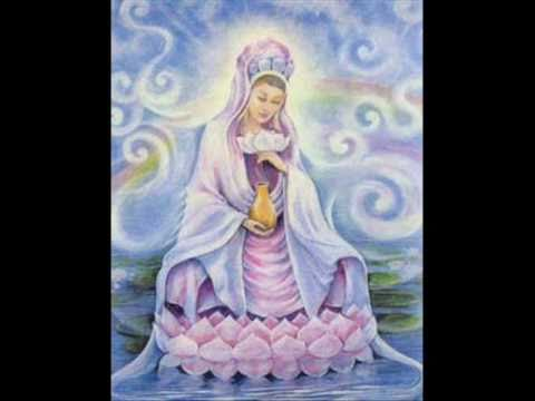 Kwan Yin ~ Lisa Thiel