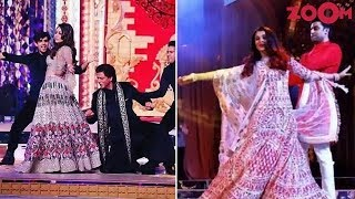 Bollywood stars perform at Isha Ambani's Sangeet ceremony - ZOOMDEKHO
