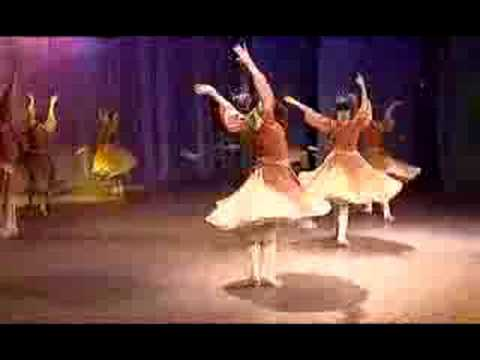 """Цветущий цветок"" Башкирский танец"