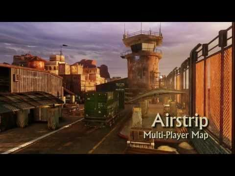 UNCHARTED 3: Drake's Deception - Airstrip multiplayer map