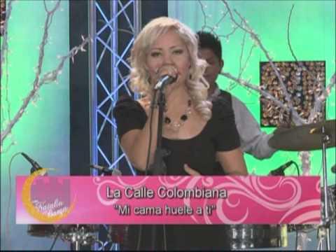 LA CALLE COLOMBIANA MI CAMA HUELE A TI 2013