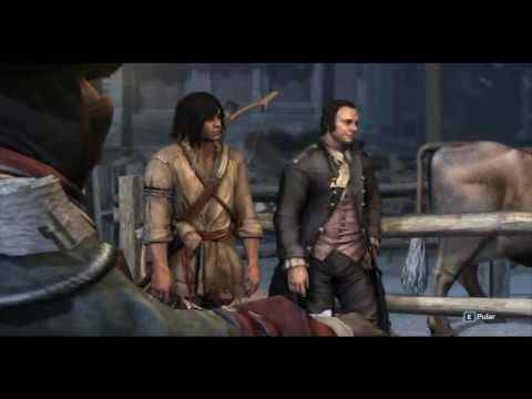 Assassin's Creed 3 (2012) Very High Settings On GTX 460 SE Part 17