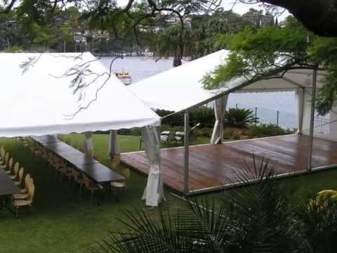 Marquee hire for 50 to 70 guests :: Event Marquees Sydney