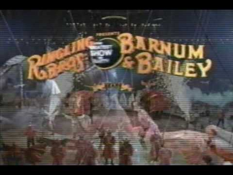 Ringling Brothers Barnum &amp; Bailey Circus commercial
