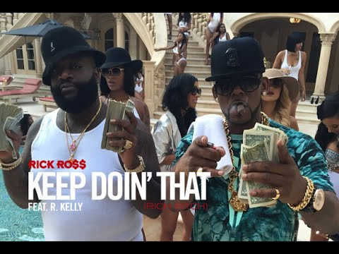 Rick Ross - Rick Ross Feat. R. Kelly