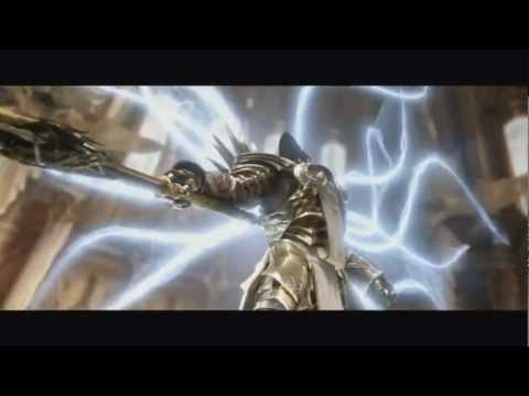 Diablo 3 Act 2 cinematic Justice falls upon the world of man Diablo III Spolier WARNING