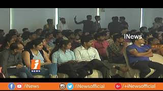 Hamstech Students Conduct Fashion Show 18 In N Convention | Hyderabad | Metro Colours | iNews - INEWS