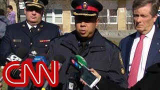 Police: 9 killed in Toronto van attack - CNN