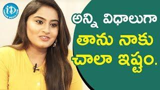 అన్ని విధాలుగా తాను నాకు చాలా ఇష్టం - TV Artist Tulasi || Soap Stars With Anitha - IDREAMMOVIES