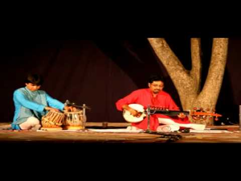 Raaga Tapasya 2013 Shri Abhisek Lahiri (Sarod) and Sri Soumen Nandy (Tabla)  .mp4