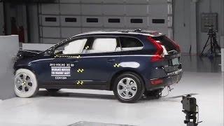 Подборка Краш Тестов Вольво - Crash Test Volvo Compilation