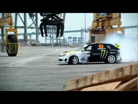 DC SHOES KEN BLOCK GYMKHANA TWO THE INFOMERCIAL