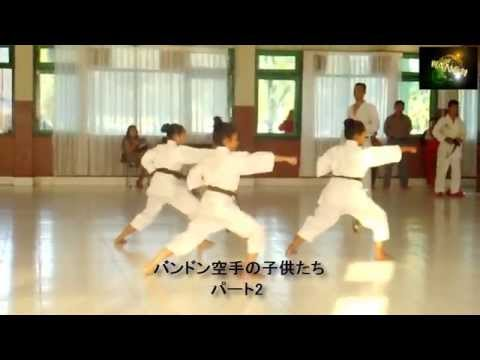 Gerakan-Gerakan Dalam Seni Beladiri KARATE - DIAN Production, Inc.