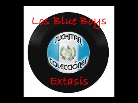 Los Blue Boys-Extasis