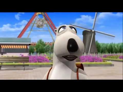 Кадр из мультфильма «Бернард : Парк аттракционов»